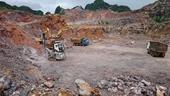 Nợ hơn 5 tỷ đồng, một doanh nghiệp bị thu hồi giấy phép khai thác khoáng sản