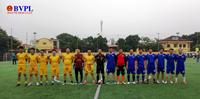 Khai mạc giải bóng đá 25 năm Cup T T Group