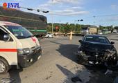 Vợ của Phó giám đốc Sở TN MT tử vong do chồng cầm lái gặp tai nạn