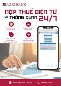 Triển khai dịch vụ nộp thuế điện tử và thông quan 24 7 qua cổng thông tin điện tử Hải quan