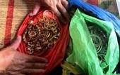 Bắt giữ nhóm đối tượng gây ra vụ trộm cắp 200 cây vàng SJC9999