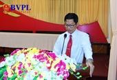 Kỷ luật Trưởng Ban Tổ chức Đảng ủy Khối các cơ quan tỉnh Tiền Giang
