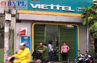 Cửa hàng Viettel bị trộm rinh két sắt trị giá hơn 1 tỷ đồng