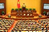 Ngày 22 10, khai mạc Kỳ họp thứ 6, Quốc hội khóa XIV
