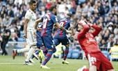 Kết quả bóng đá Real lại nếm trái đắng , Juventus đứt mạch thắng