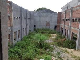 Nhà văn hóa tiền tỷ ở Hải Phòng  bị bỏ hoang