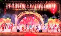 Khai mạc Lễ hội Văn hoá, Thể thao và Du lịch quốc gia 2018