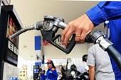 Giá xăng giảm hơn 1 000 đồng mỗi lít