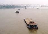 Tăng cường kiểm tra, xử lý phương tiện đường thủy vi phạm trên sông Hồng