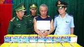 Bắt giữ tài xế giấu 46 kg pháo trong ô tô đang nhập cảnh vào Việt Nam