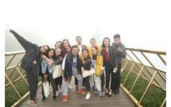 Dàn sao hội tụ tại Sun World Ba Na Hills