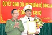 Công an tỉnh Gia Lai có Phó Giám đốc mới