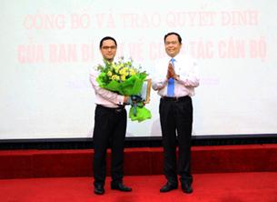 Ông Tạ Minh Tuấn làm Trợ lý cho Chủ tịch Uỷ ban Trung ương MTTQ Việt Nam
