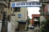 BHXH Việt Nam thông tin về vụ việc xảy ra tại Công ty Cho thuê Tài chính II