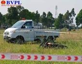 Thanh niên chết bên cạnh xe máy trong khu trung tâm hành chính ở Bình Dương