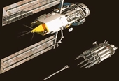 Mỹ nghiên cứu Thần Sấm - vũ khí giáng đòn huỷ diệt từ ngoài không gian