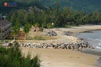 Dự án Năm Sao dựng hàng rào, xây biệt thự kiên cố, độc chiếm bãi biển Đại Lãnh