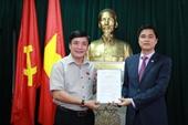 Ông Ngọ Duy Hiểu giữ chức vụ Chủ tịch Công đoàn Viên chức Việt Nam