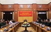 Chuẩn đô đốc Phạm Văn Vững giữ chức Chính ủy Quân chủng Hải quân