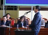 Xét xử sơ thẩm vụ án đánh bạc nghìn tỷ Hai cựu tướng Vĩnh và tướng Hóa khai gì
