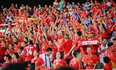 AFF Suzuki Cup 2018 Liên đoàn bóng đá Myanmar khuyến cáo cổ động viên Việt Nam