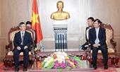 Lãnh đạo VKSND tối cao tiếp Đoàn đại biểu Hành chính tư pháp, Đặc khu hành chính Macao, Trung Quốc