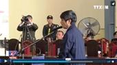 Bị cáo Nguyễn Thanh Hóa chấp nhận toàn bộ nội dung bị truy tố