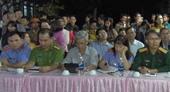 Viện kiểm sát tham gia cùng chính quyền đối thoại với công dân