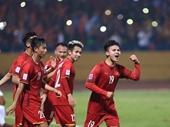 AFF Cup 2018 Đối thủ của tuyển Việt Nam trong trận bán kết là Philippines