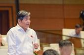 Ban Bí thư kỷ luật nguyên Bộ trưởng Kế hoạch và Đầu tư Bùi Quang Vinh