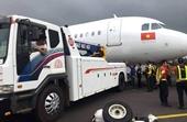 Điều tra vụ máy bay Vietjet Air mất 2 bánh trước khi hạ cánh