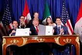 Các ông lớn hồ hởi gặp nhau tại Hội nghị Thượng đỉnh G20