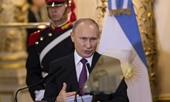 Tổng thống Putin tuyên bố không thả 24 thủy thủ Ukraine
