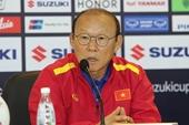 HLV Park Hang-seo Tuyển Việt Nam không quên bài học năm 2014