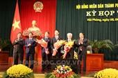 Hải Phòng có tân Phó Chủ tịch HĐND, UBND thành phố