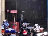 Hai người đàn ông cháy như bó đuốc khi đang sang chiết xăng dầu