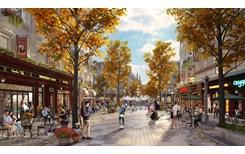 """Ra mắt nhà phố """"phong cách châu Âu"""" Sun Plaza Grand World - Shophouse Europe"""