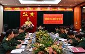 UBKT Quân ủy Trung ương Đề nghị thi hành kỷ luật tổ chức đảng và đảng viên