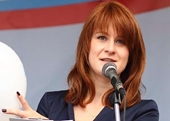 Nữ công dân Nga Butina nhận tội làm gián điệp chống lại Mỹ