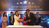 Ra mắt sản phẩm CaféBank và nhà phân phối độc quyền tại Việt Nam