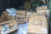 CSGT Hà Nội phát hiện chiêu cực độc nghi vận chuyển hàng lậu