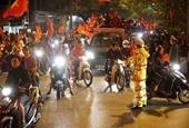 Tạm giữ 7 đối tượng trong đêm chung kết Việt Nam – Malaysia