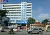 Bệnh viện Trường Đại học y khoa Vinh Thu, chi tài chính không thông qua cơ quan chủ quản