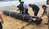 Thiết bị bí ẩn có chữ Trung Quốc mắc lưới của ngư dân Phú Yên