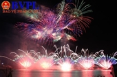 Lịch chính thức của Lễ hội pháo hoa quốc tế Đà Nẵng 2019