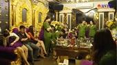 Bắt 13 đối tượng đang sử dụng ma túy tại quán Karaoke Dubai Club