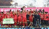 Asian Cup Sân chơi không dễ cho thầy trò Park Hang Seo