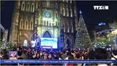 Thủ đô Hà Nội rực rỡ trước ngày giáng sinh