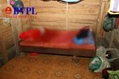 RÚNG ĐỘNG Bé trai hơn 10 tháng tuổi bị người mẹ lấy gối đè tử vong