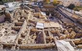 Chúa nhẫn 2 000 năm tuổi bất ngờ xuất hiện ở thành cổ Jerusalem